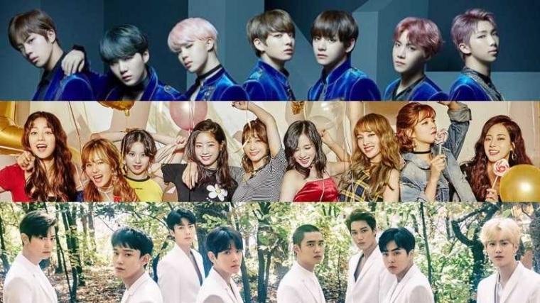 Ini Alasan Grup Musik Korea Punya Banyak Anggota