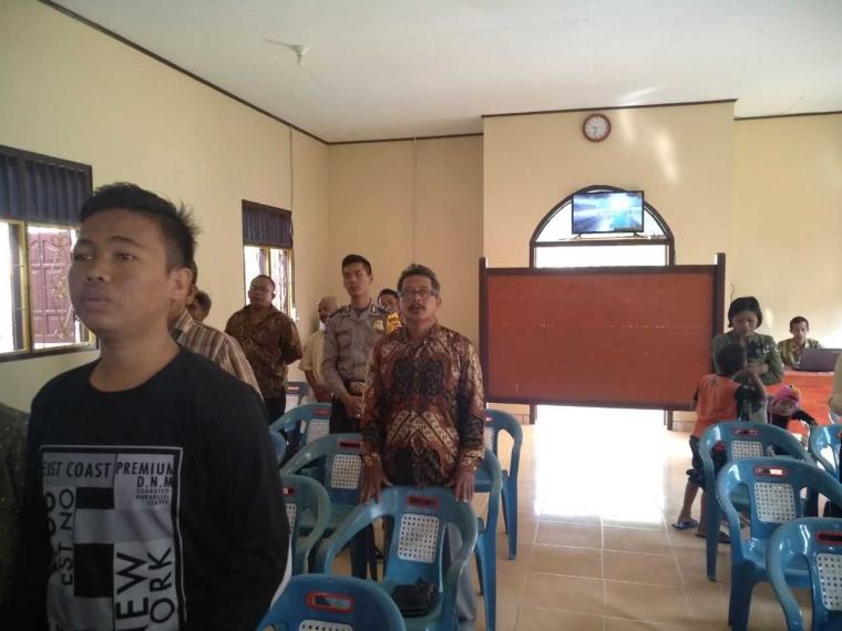 Antisipasi Ancaman Teror, Gereja yang Melaksanakan Ibadah Dijaga Polisi
