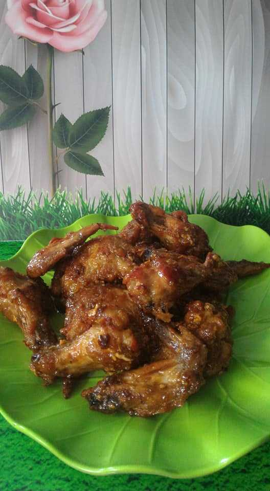 Honey Butter Fried Chicken, Resep Ayam Goreng Madu Mentega ala Korea