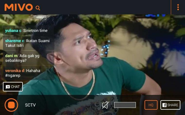 Mau Streaming TV online Indonesia dan Luar di Smartphone? Pakai 3 Aplikasi Ini!