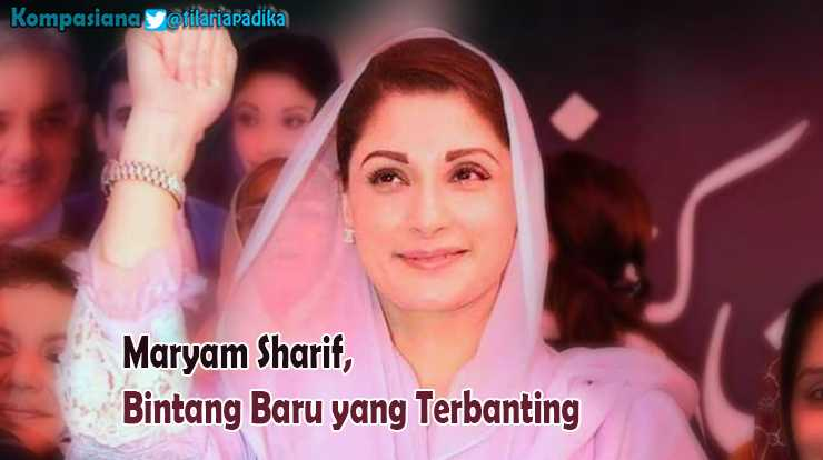Maryam Sharif, Si Bintang Baru yang Terbanting