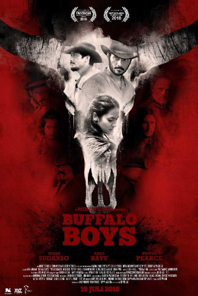 "Ayo Dukung Film Indonesia ""Buffalo Boys"" di Fantasia Film Festival"