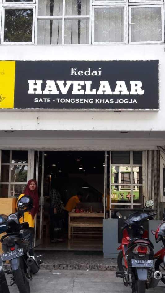Bersantap dan Belajar Sejarah di Kedai Havelaar