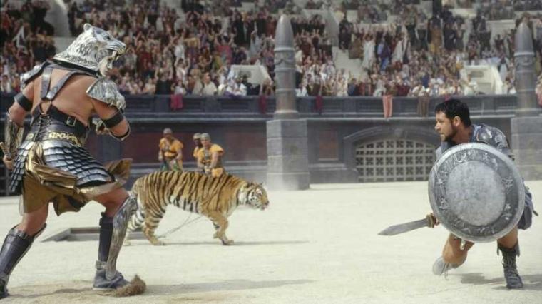 Resensi Film Gladiator (2000)