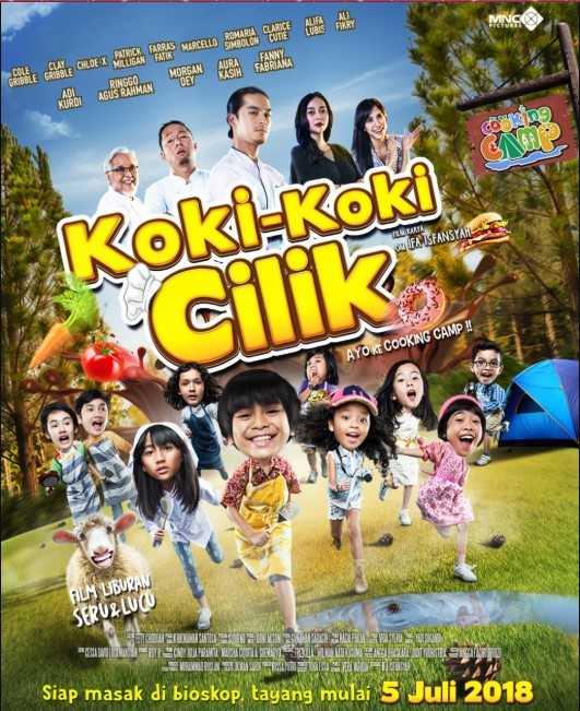 """Resensi Film Koki-koki Cilik, Lapar """"Yes"""" Sisanya """"Ya Gitu Deh"""""""
