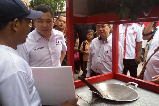 Gerobak Perindo, Wujud Komitmen Hary Tanoe untuk Masyarakat
