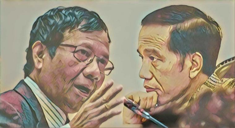 Mahfud MD, Figur Komplet Pendongkrak Elektabilitas Jokowi di Pilpres 2019