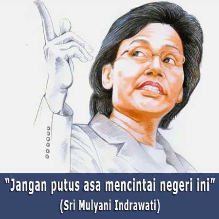 Duet Jokowi-Sri Mulyani untuk Indonesia