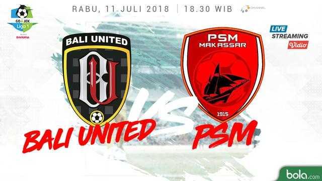 Bali United Luput dari Degradasi Usai Kalahkan PSM Makassar