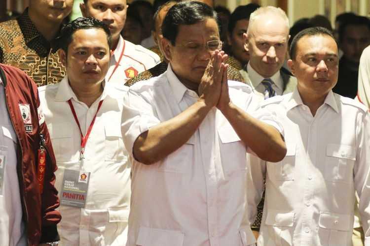 Makin Mengerucut, Ini Kandidat Cawapres Prabowo