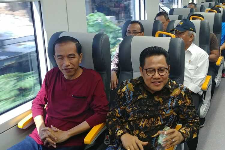 PKB Pastikan Tetap Usung Jokowi meski Cak Imin Tak Jadi Cawapres