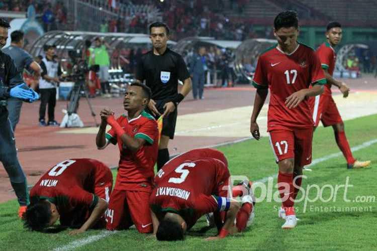 Singkirkan Malaysia dengan Sewajarnya, Timnas U-19!
