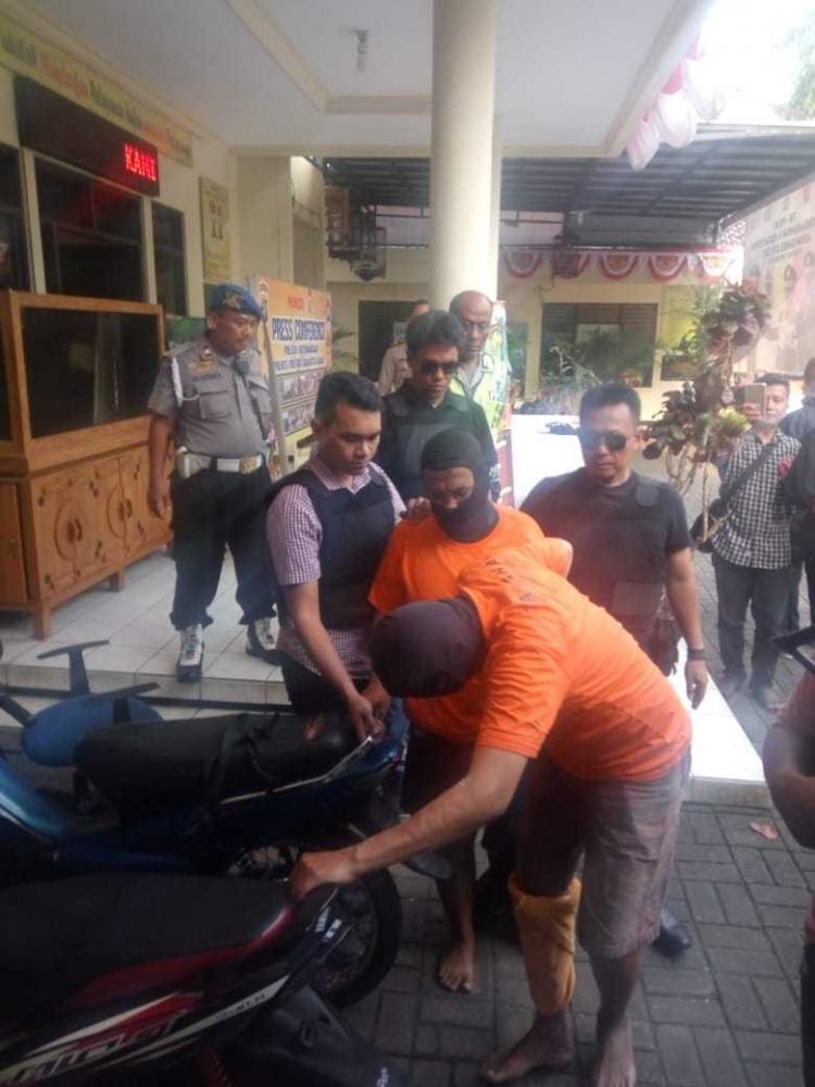 Dua Jambret di Kembangan Dilumpuhkan Polisi
