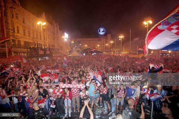 Kemenangan Kroasia, Nyinyirnya Pundit dan Semangat Perang