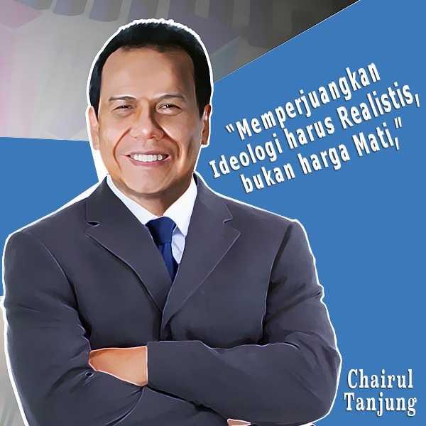 Chairul Tanjung, Anak Singkong Cawapres Jokowi