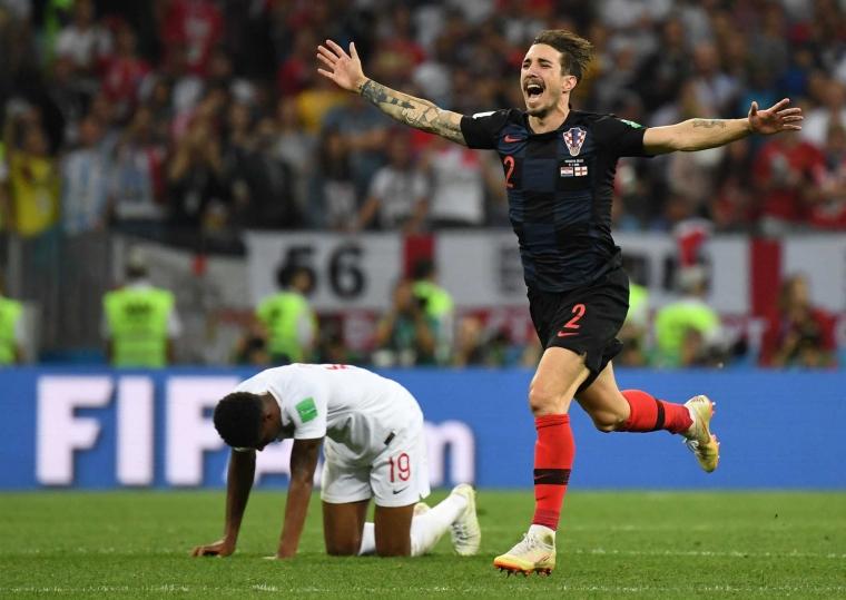 Tangisan Inggris dan Tradisi Inter Milan di Pentas Piala Dunia Kian Berlanjut
