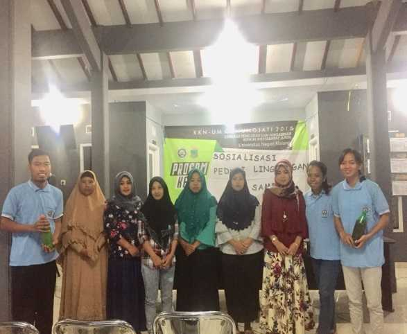 Sosialisasi Pembuatan Mikro Organisme Lokal untuk Meningkatkan Wawasan Kelompok Tani di Kecamatan Jabung
