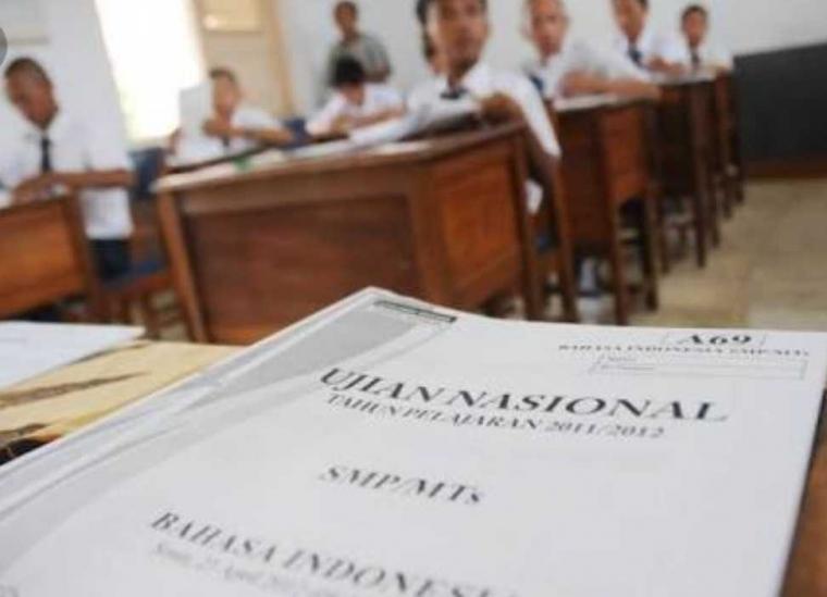 Pengalaman Pedih, Kelas Sebelah Diizinkan Mencontek saat UN