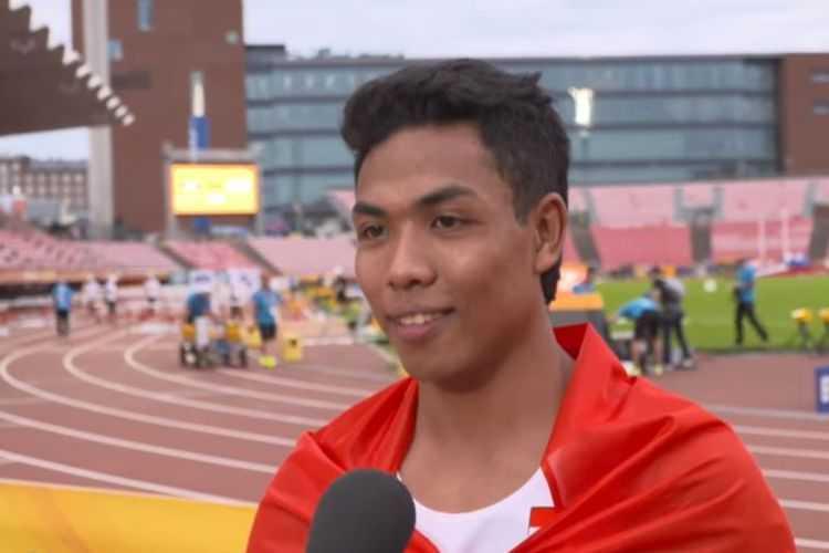 Zohri, Pelari Indonesia Cetak Sejarah Juara Dunia 100 Meter Atletik