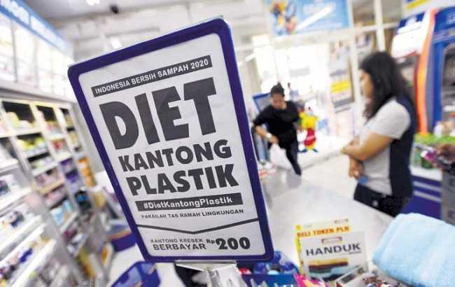 Mengurangi Sampah Plastik Mulai dari Diri Sendiri