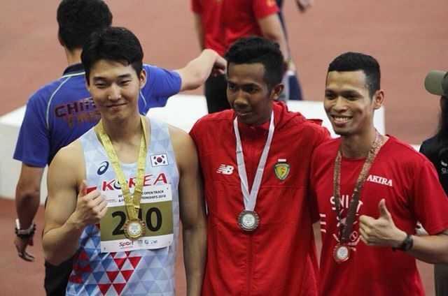 "Berkat ""Faktor X"", Rizky Ghusyafa Pratama Siap Menunjukkan ""Seni Lompat Tinggi"" di Asian Games 2018"