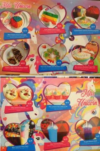 Miss Unicorn Cafe Surganya Little Pony Kompasiana Com