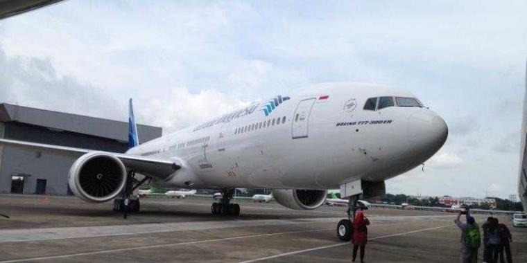 Yang Mungkin Luput dari Perhatian Jajaran Garuda Indonesia V2