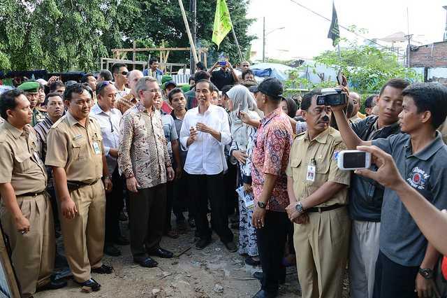 Dampak Positif Blusukan Jokowi