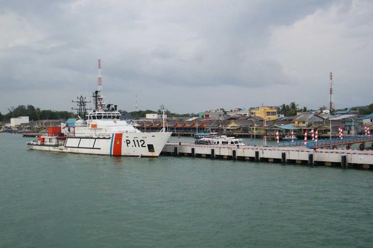 Begini Serunya Menyebrang dari Batam ke Bintan dengan Kapal Ro-Ro