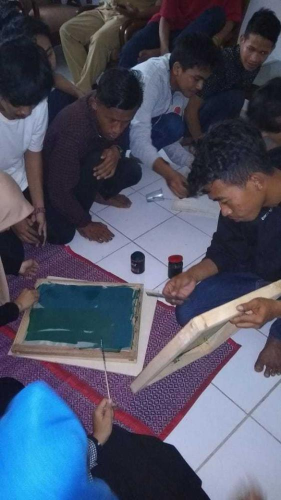 Pembinaan dan Pelatihan Karang Taruna Tunas Jaya Desa Rejasari Kota Banjar