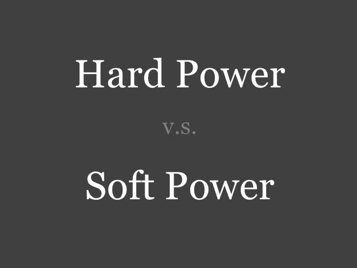 """Hard Power"" dan ""Soft Power"" dalam Leadership"