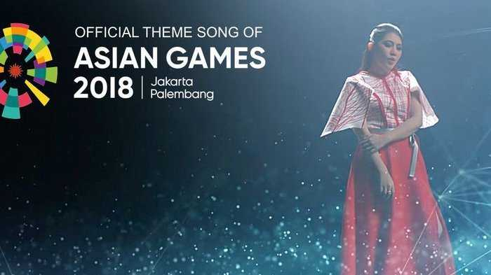 Via Vallen, Pantaskah Nyanyi di Asian Games 2018?