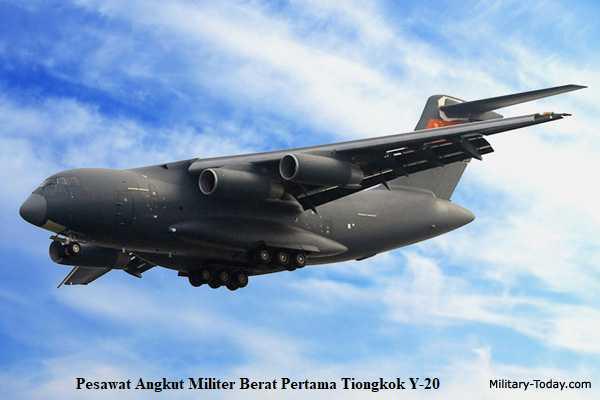 Perkembangan Trio Pesawat Besar Buatan Tiongkok