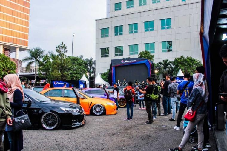 Suksesnya Intersport Autoshow Proper Car Contest di Bandung