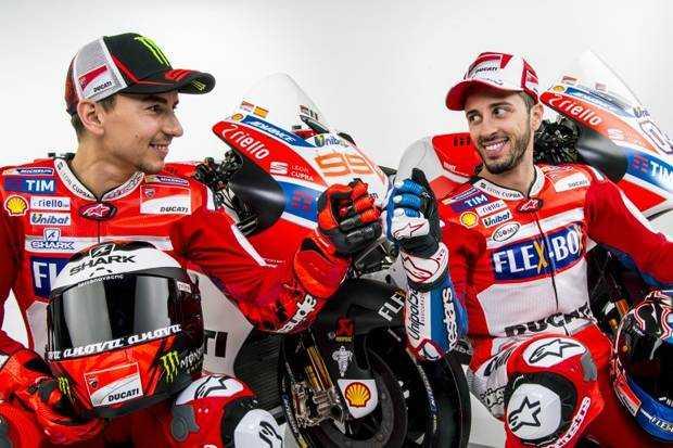 """""""Power"""" Ducati Memang Tiada Duanya!"""