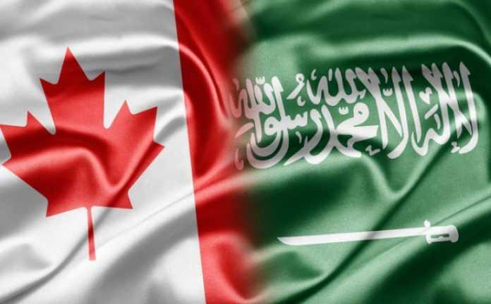 """Arab Saudi Usir Dubes Kanada Dampak Cuitan """"Sosmed"""""""