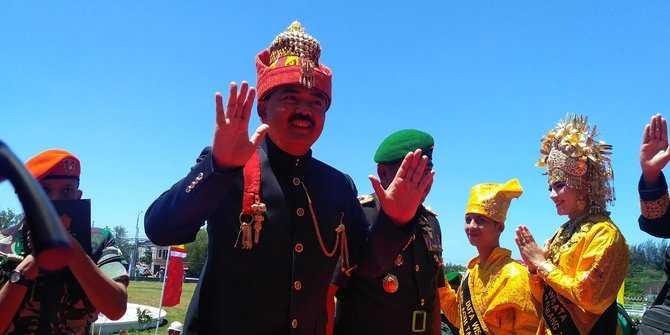 Makna Penting di Balik Pemberian Gelar untuk Panglima TNI oleh Wali Nanggroe Aceh