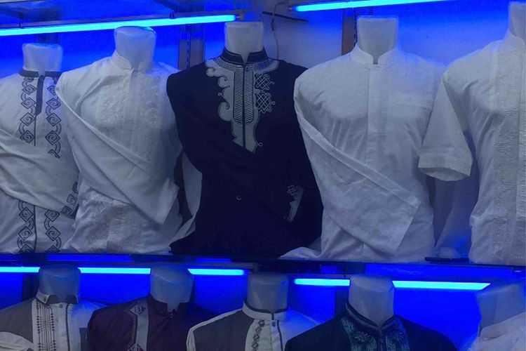 Baju Koko, Hasil Akulturasi Budaya