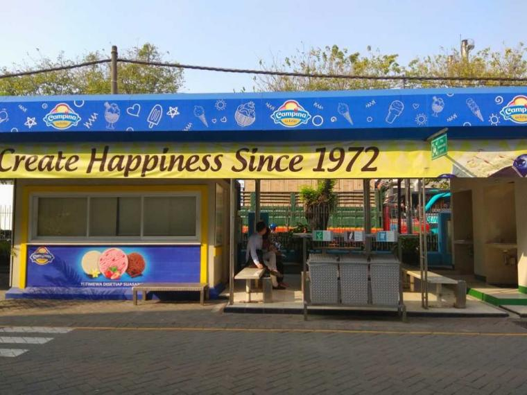 Asli Indonesia, Campina Es Krim Legendaris yang Setia Menjaga Kualitas