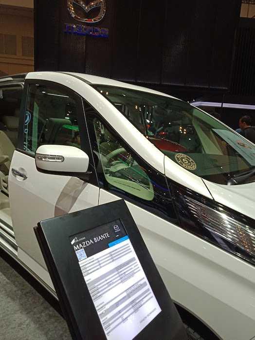 """Merasakan Kenyamanan Mazda Biante yang """"Eco-Friendly dan Sehat"""""""