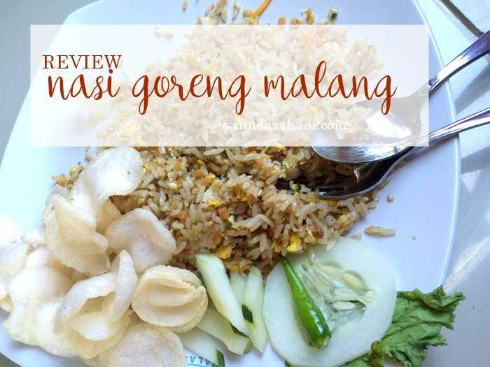 Nasi Goreng khas Malang