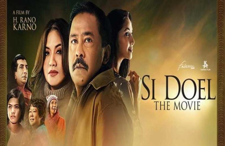 """""""Si Doel The Movie"""", Sandera Masa Lalu dan Atun sebagai Koentji!"""