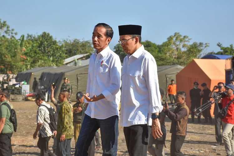 """Gempa Lombok dan """"Insinuasi Politik"""""""