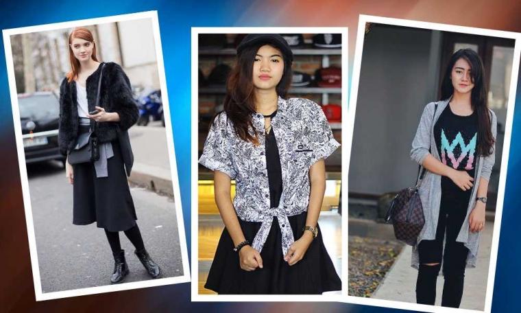 Tren Fashion Monokrom 2018