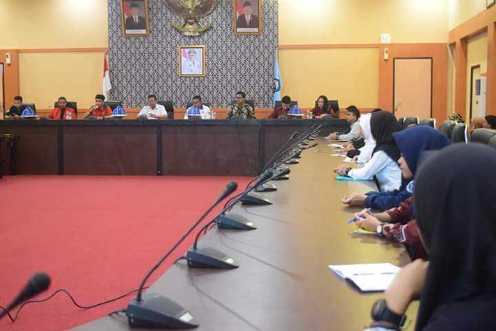 Pewarta Nasional Bagi Ilmu Jurnalistik Pada Puluhan Pelajar Bantaeng