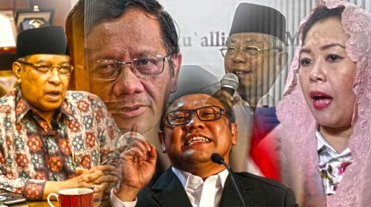 Ma'ruf Amin Cawapres Jokowi, Menjaga NU Tetap Solid?