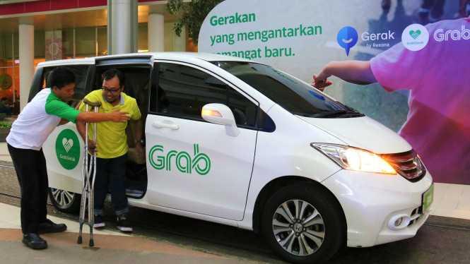 Grab Luncurkan GrabGerak Untuk Para Penyandang Disabilitas