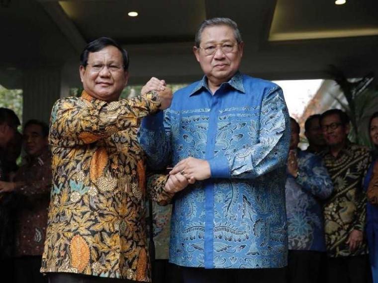Jenderal Kardus, Pantaskah Prabowo dan SBY Dijuluki Seperti Itu?