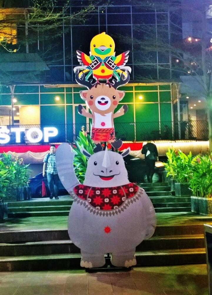 Asian Games 2018, Keamanan dan Keselamatan di Atas Kenyamanan
