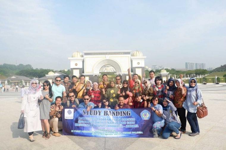 Kunjungan MARS Urindo ke Malaysia